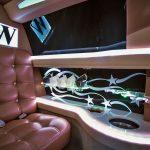 Mercedes Benz S550 Stretch