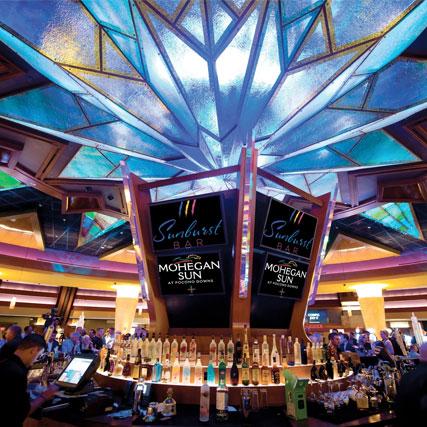 Mohegan sun casino pa deals ho chunk casino dining