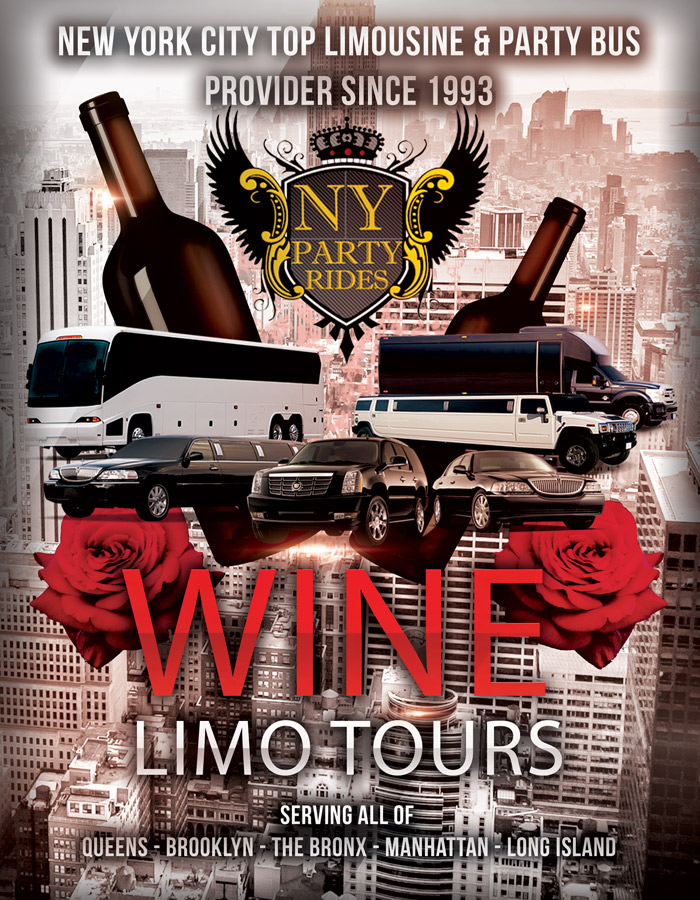 Wine Tour Limo Service