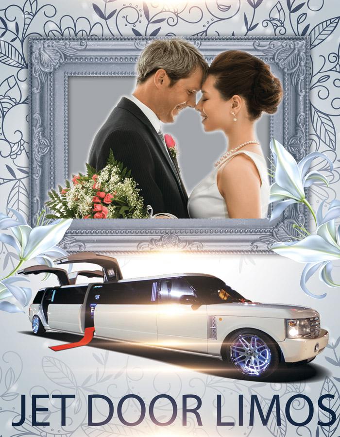 Wedding Jet Door Limousine