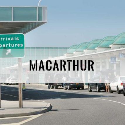 macarthur long island limo service