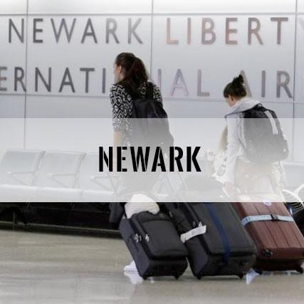 newark airport limo rental
