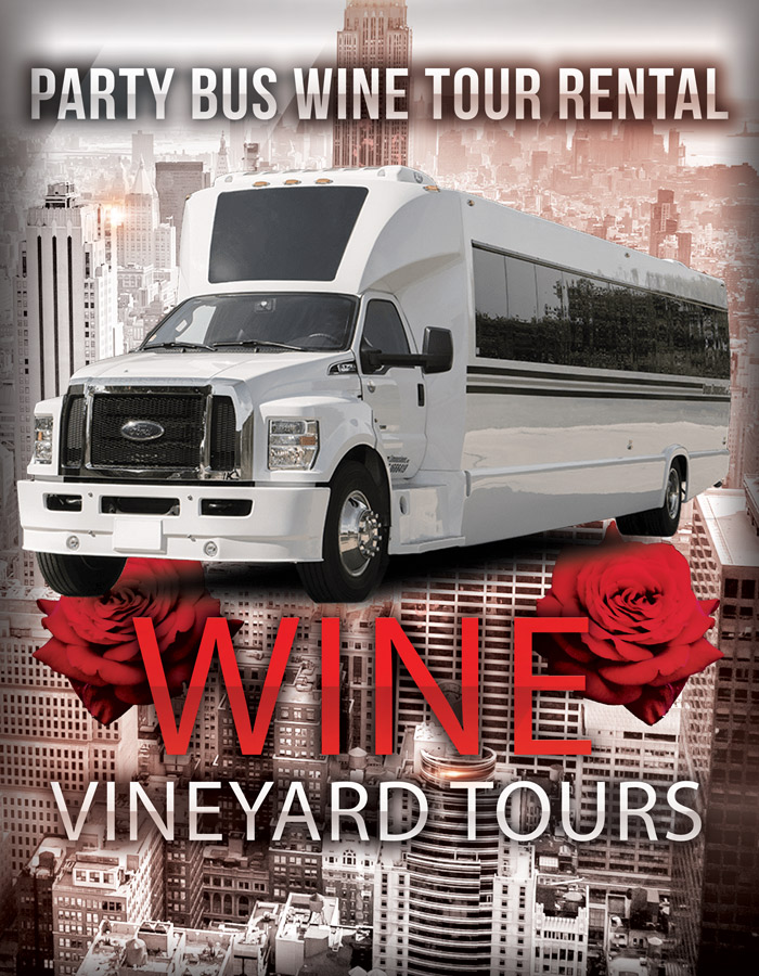 Party Bus Wine Tours