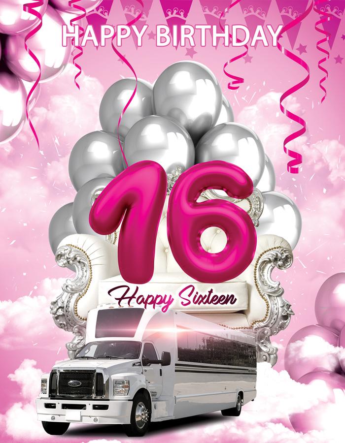Sweet 16 Limousine Service