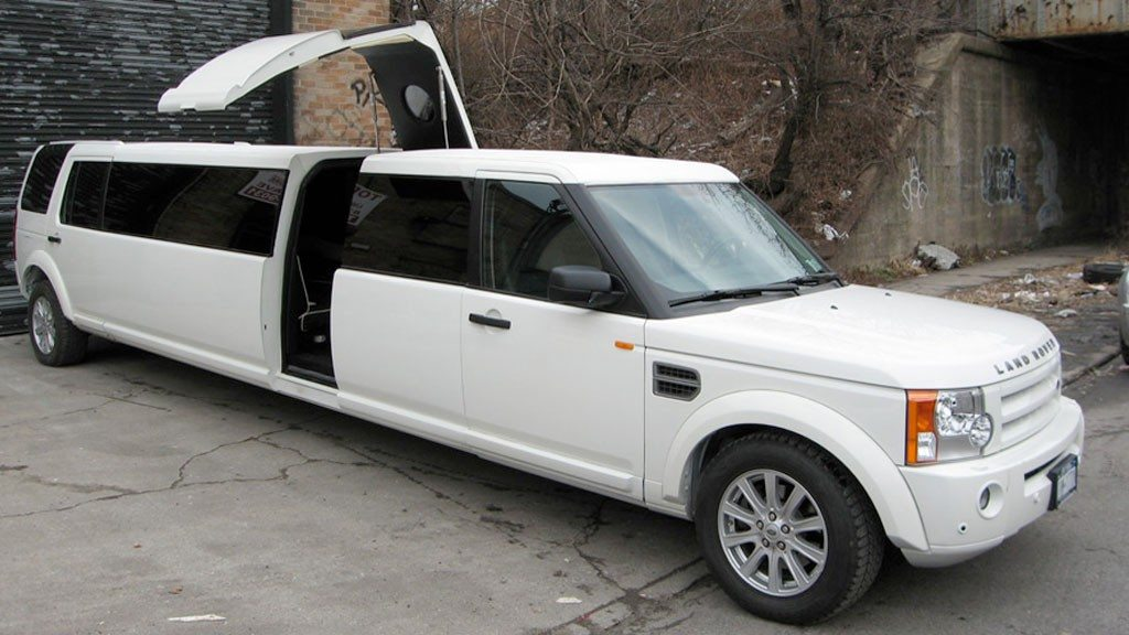 NYC Quinceanera Limousine