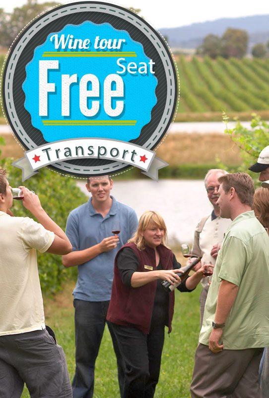 Wine tour limousine